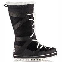 Sorel Women Glacy Explorer Schwarz