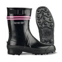 Wellies Nokian Finn Trim Black Pink