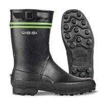 Wellies Nokian Finn Trim Black Green