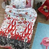 Parure de Lit Beddinghouse Kids Flame Rouge Coton