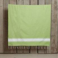 Fouta Call it Plate Green Anise