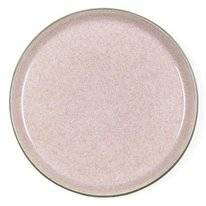 Dinerbord Bitz Grey Light Pink 21 cm (6-Delig)