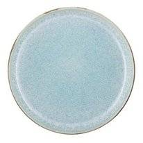 Dinerbord Bitz Grey Light Blue 21 cm (6-Delig)