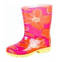 Gummistiefel Gevavi Rosa Orange
