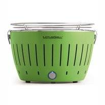 Barbecue LotusGrill Classic Hybrid Groen (Ø35 cm)