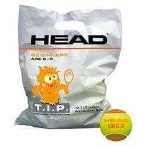 Tennisbal HEAD TIP Orange (72-delig)