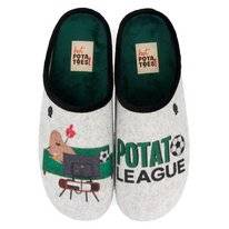 Pantoffeln Hot Potatoes Buje Grey Herren