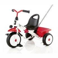 Driewieler Kettler Happytrike Racing Wit/ Rood