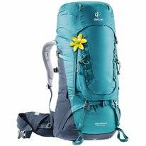 Backpack Deuter Aircontact 40 + 10 SL Petrol Navy
