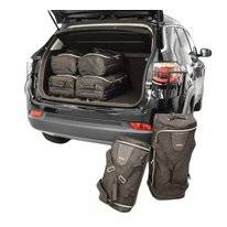 Auto Reisetaschen Set Jeep Compass (MP) 17+