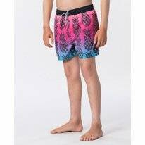 Zwembroek Rip Curl Boys Funny Volley Pink