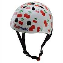 Fietshelm Kiddimoto Cherry