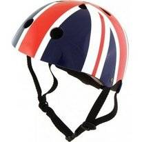 Fietshelm Kiddimoto Union Jack
