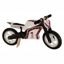 Loopfiets Kiddimoto Hero Superbike Knievel Official