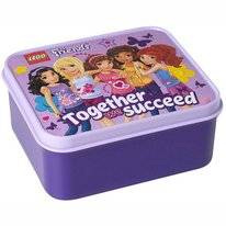 Lunchbox LEGO Friends Paars