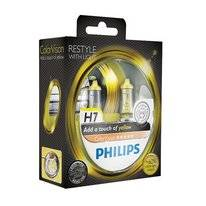 Autolampenset Philips ColorVision H7 Yellow