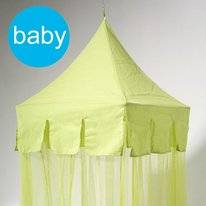 Babyklamboe Deconet Castle Lime