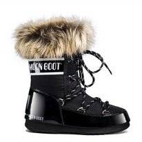 Moon Boot Snowboot  Monaco Low Schwarz