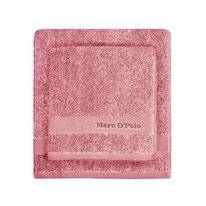 Serviette Invité Marc O'Polo Melange Deep Rose