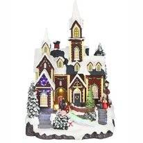 Luville Christmas Village Adapter Included