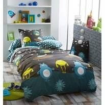 Housse de Couette Tradilinge Monsters Coton