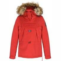 Skijacke Napapijri Skidoo EF Orange Rusty Damen