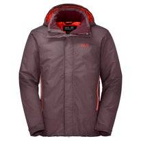 Jas Jack Wolfskin Men Northern Edge Mahogany