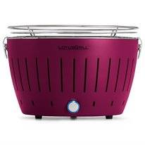 Barbecue LotusGrill Classic Hybrid Lila (Ø35 cm)
