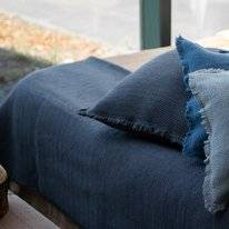 Plaid House in Style Patara Dark Blue