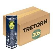 Tennisbal Tretorn Plus 4 Pack (Doos 30x4)