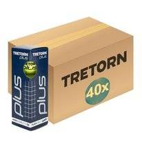 Tennisbal Tretorn Plus 3 Pack (Doos 40x3)