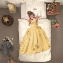 Parure de Lit SNURK Princess Yellow Percale
