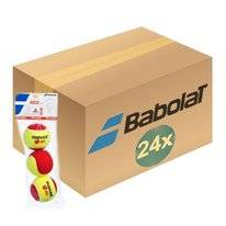 Tennisbal Babolat Red Felt Stage 3 (Doos 24 x 3)