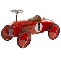 Loopauto Retro Roller James Red
