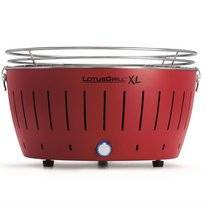 Barbecue LotusGrill XL Hybrid Rouge (Ø43,5 cm)