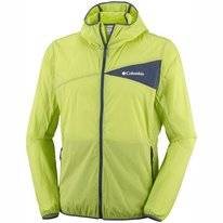 Jas Columbia Addison Park Windbreaker Voltage Zinc