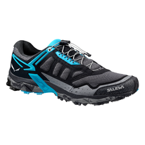 Trail Running Shoe Salewa Women Ultra Train Black Out/Ocean