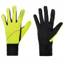 Handschoen Odlo Intensity Safety Yellow