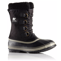 Sorel Snowboot 1964 Pac Nylon Men Black Tusk