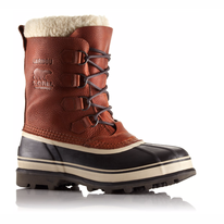 Sorel Men Caribou Wool Boot Tobacco