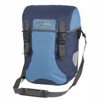 Fietstas Ortlieb Sport Packer Plus QL2.1 30L Denim Steel Blue (2-Delig)