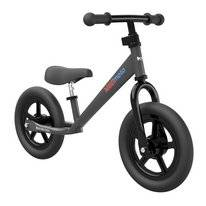 Loopfiets Kiddimoto Super Junior Grey
