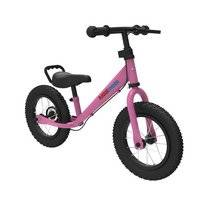 Loopfiets Kiddimoto Super Junior Max Pink