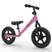 Loopfiets Kiddimoto Super Junior Pink