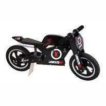Loopfiets Kiddimoto Hero Superbike Jorge Lorenzo Black