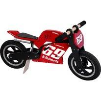 Loopfiets Kiddimoto Hero Superbike Nicky Hayden 2009