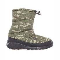 Wanderschuh The North Face Nuptse Bootie III Camo