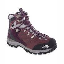 Wandelschoen The North Face Verbera Hiker II GTX Paars