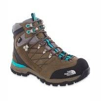 Wanderschuh The North Face Verbera Hiker II GTX Braun Dames