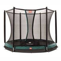 Trampoline BERG InGround Talent 240 + Safety Net Comfort